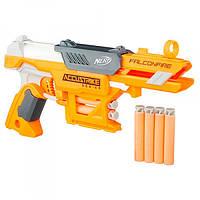 Бластер Hasbro Nerf Accustrike Falconfire  Оранжевый (323)