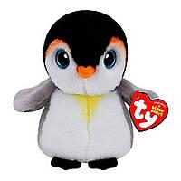 М'яка іграшка TY Пінгвін Pongo 15 см