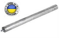 Анод для водонагревателя (бойлера) M8 20х200 Украина