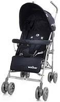 Детская коляска -трость Babycare Walker BT-SB-0001 Grey во льне
