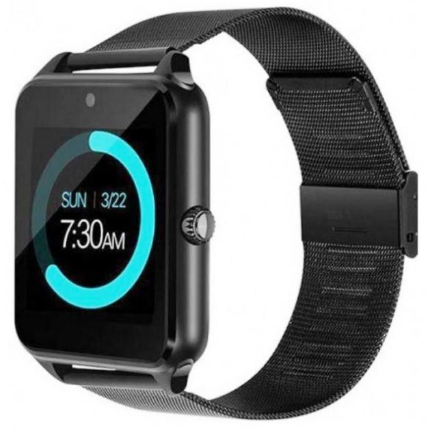 Годинник Smart Watch Z6 розумні годинник, фітнес трекер, смарт годинник, годинникофон