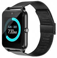 Годинник Smart Watch Z6 розумні годинник, фітнес трекер, смарт годинник, годинникофон, фото 1