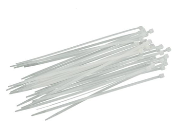 Хомут пластиковый    3*150    белый (100шт)