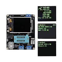 Тестер полупроводников ESR RLC частотомер генератор сигналов GM328A (01632)