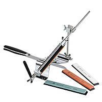 Профессиональная точилка для ножей, инструмент для заточки ножниц, 4 камня Ruixin Pro III