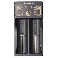 Розумне зарядний пристрій Liitokala Lii-202 Li-ion 18650 Ni-MH, 2 каналу