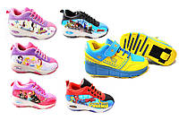 Кроссовки на колесах Heelys (Хилис) BS Butterfly, размеры 32, 34, 36, разн. цвета