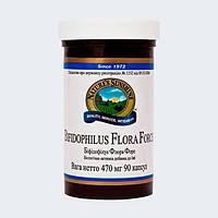 Бифидофилус Флора Форс Bifidophilus Flora Force NSP пробиотик 90 капсул по 470 мг Original США