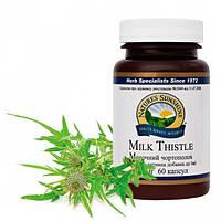 Препарат для чищення та відновлення печінки від токсинів натуральний Молочний Чортополох (Milk Thistle) США