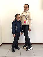 Легка дублянка косуха Asiya р32-42, фото 1