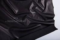 Кожа одежная наппа черный 14-0001
