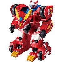 Робот Монкарт (Monkart ) Трансформер  Мегароид  Драка Красный