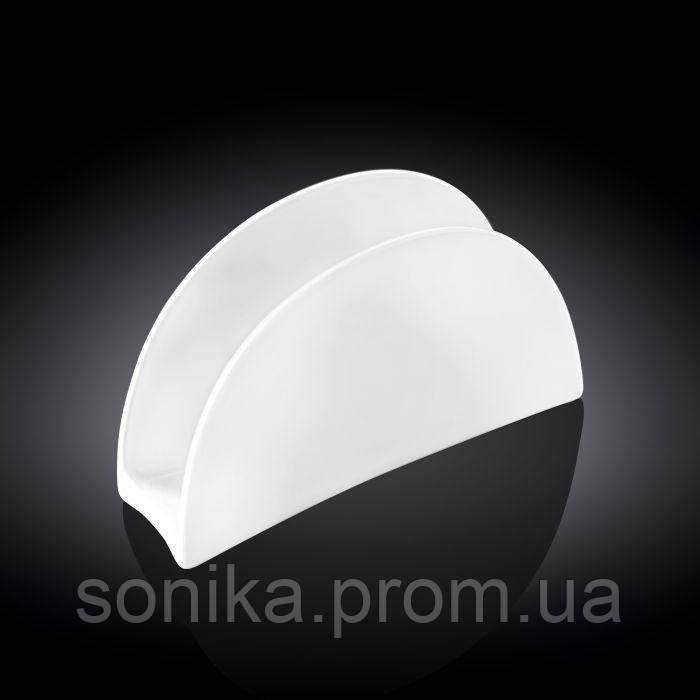 Серветниця порцелянова Wilmax 11,5*7 см WL-996146