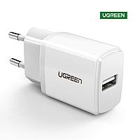 Сетевое зарядное устройство | 2.1А | Ugreen