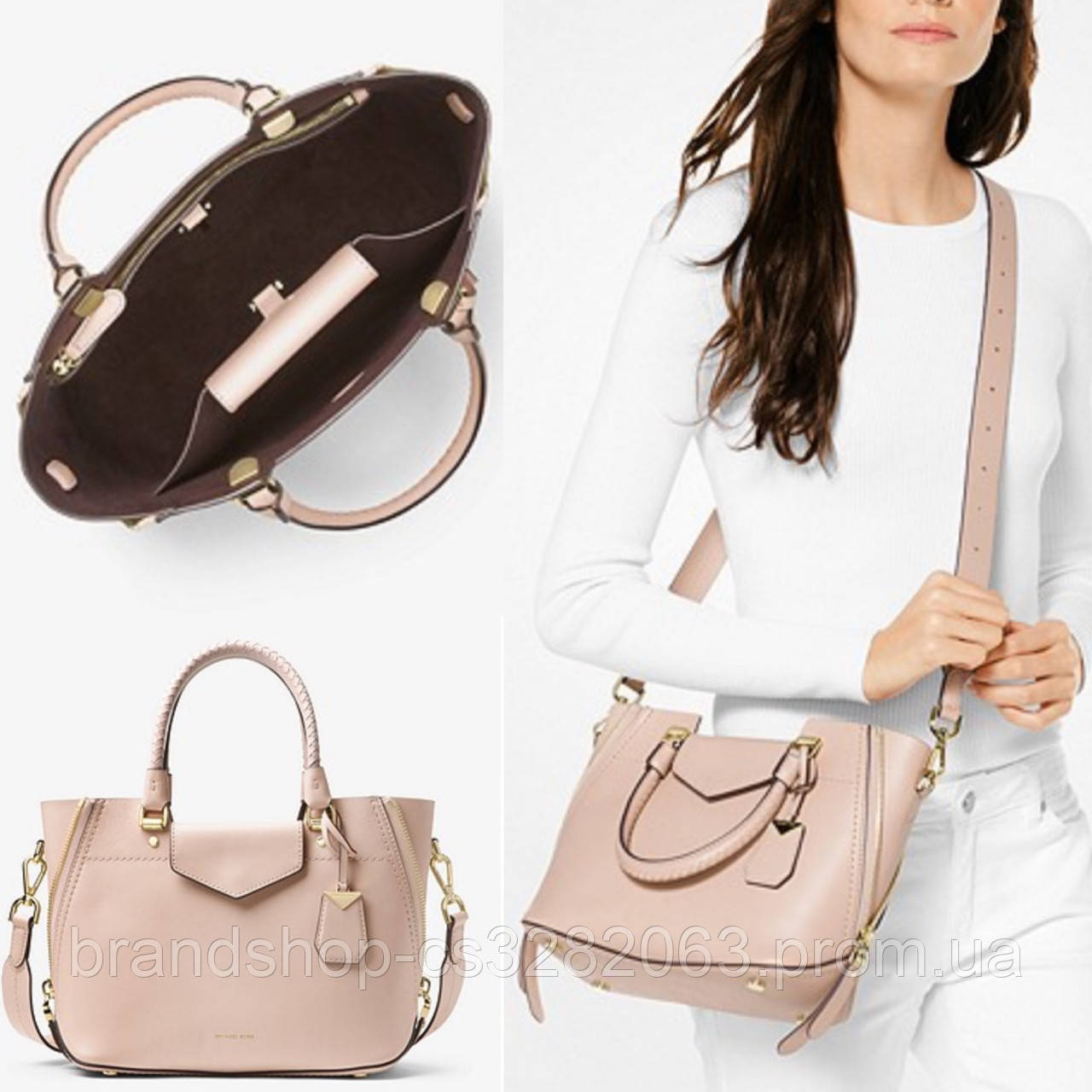 Сумочка Michael Kors Blakely satchel