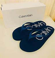 Чоловічі В'єтнамки/Тапочки Calvin Klein Нові Оригінал 40/41 розміру