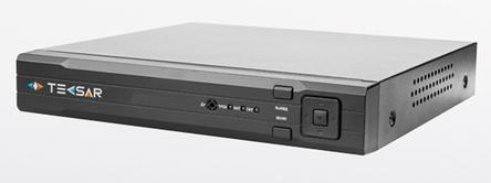 Трибридный видеорегистратор AHD Tecsar B84-2FHD2P-H , фото 2
