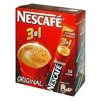 Кофе растворимый Nescafe 3в1 Original стик