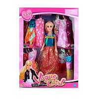 Лялька з вбранням B883-E
