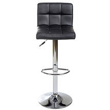 Барный стул Hoker, газлифт (BS-001) Черный, фото 2