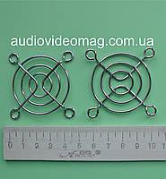 Решетка защитная для вентиляторов (кулеров) 50х50 мм, металлическая