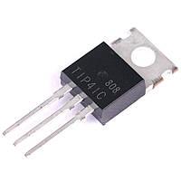 Чип TIP41C TO220, Транзистор биполярный NPN 100В 6А