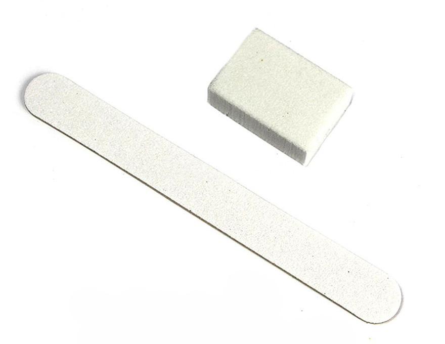 Siller Индивидуальный набор пилочка + бафик 180/180