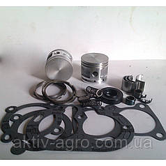 Ремкомплект компрессора 2х цилиндрового КамАЗ, ЗИЛ, МАЗ, Т-150 (полный)