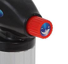 Ручная газовая горелка с пьезоподжигом, пьезо горелка, Turbo Torch OL-600, туристическая, фото 2