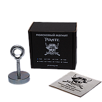 Поисковый односторонний магнит Пират F-80 кг