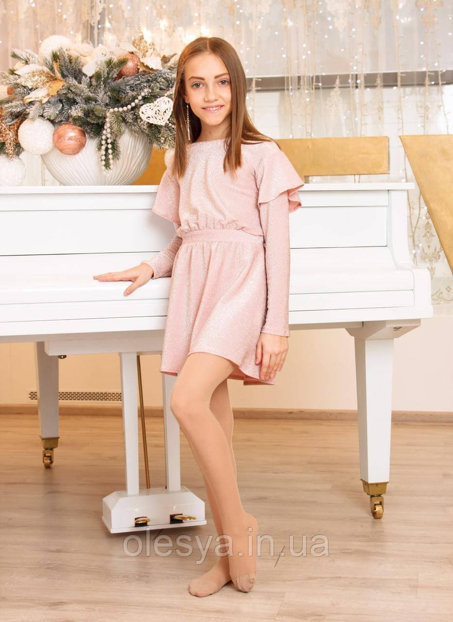 Нарядное Платье на девочку Патриция Размеры 122-152 ТМ Sofia Shelest