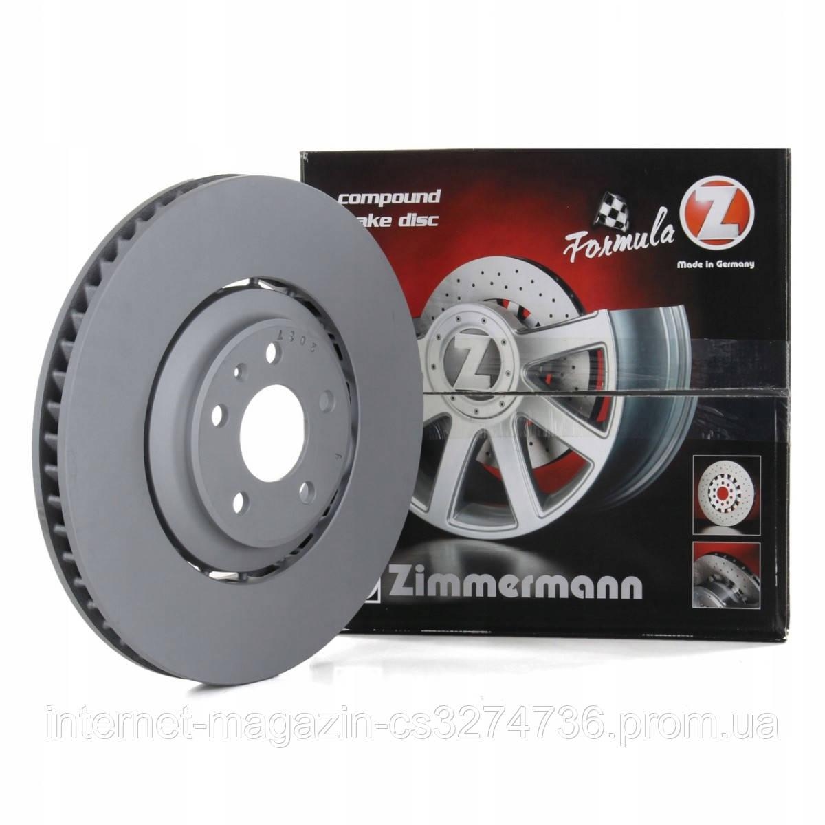 Тормозной диск Zimmrmann