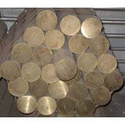 Пруток бронзовый БрХ1 ф 25 мм