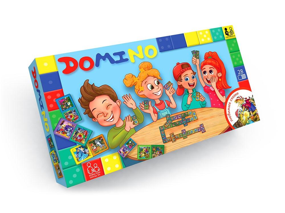 Настольная игра «Домино»  NEW (12) DT-G-DMN-01-02