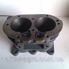 Блок компрессора 2х цилиндровый КамАЗ, ЗИЛ