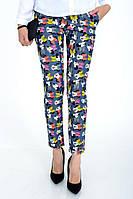 Женские брюки с микки маусом 115R48-21 размер 34.36.38