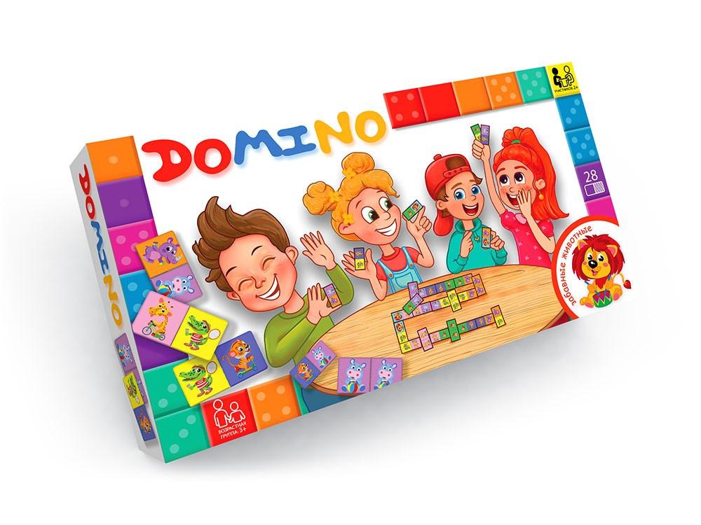 Настольная игра «Домино» NEW (12) DT-G-DMN-01-03