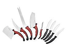 Набор кухонных ножей Контр Про (Contour Pro) 11 шт., фото 3