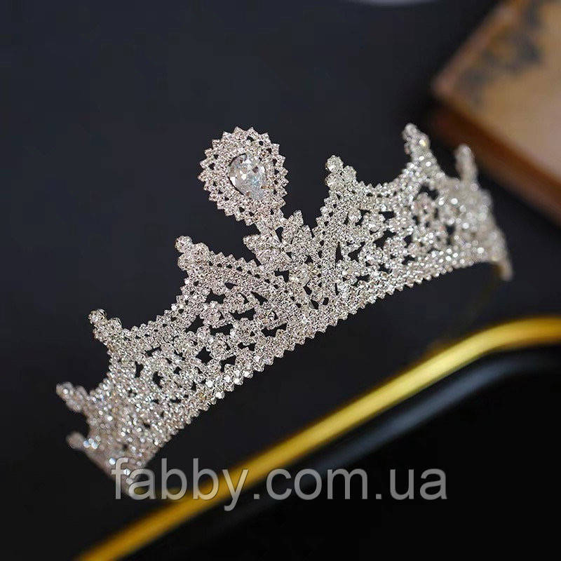 Діадема репліка на всесвітньо відому корону (6,7см)