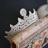 Діадема репліка на всесвітньо відому корону (6,7см), фото 4