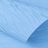 Рулонные шторы Lazur. Тканевые ролеты Лазурь (Ван Гог), фото 4