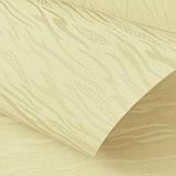 Рулонные шторы Lazur. Тканевые ролеты Лазурь (Ван Гог), фото 6