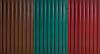 Профнастил ПС-20 цветной матовый 0,45