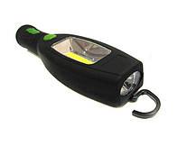 Аварийный светильник, светодиодный фонарь, RG 813, с магнитом и крючком, фото 2