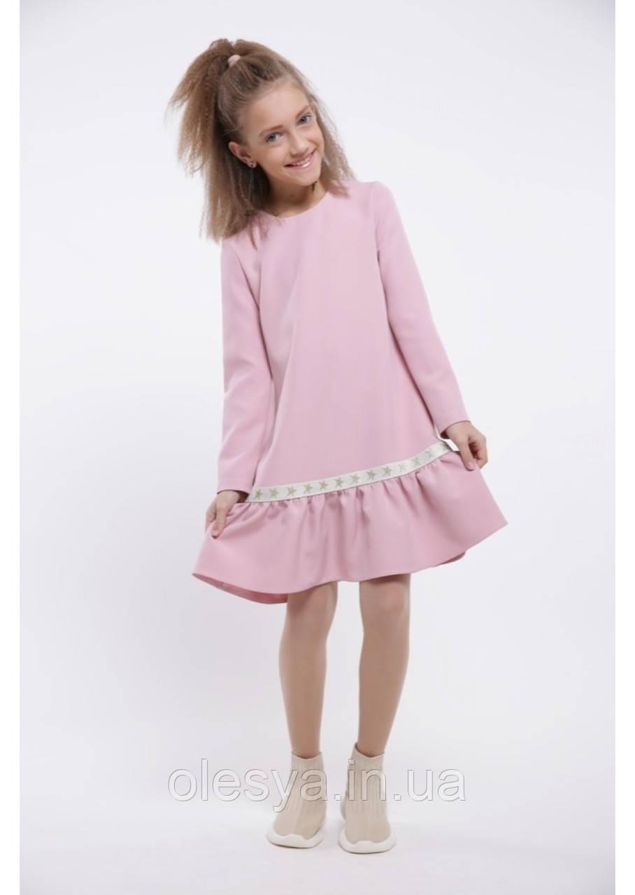 Платье на девочку Валерия Размеры 122-152 ТМ Sofia Shelest