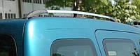 Рейлинги Renault Kangoo пластик