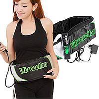 Пояс для похудения массажный Vibroaction (Виброэкшн), вибромассажер