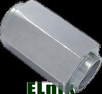 Гайка для дымоходов 12х30/36 (d14mm), цинк белый, МЕТАЛВИС [6V2000006D12303620]