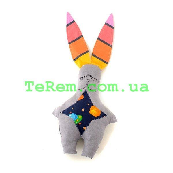 """Подушка - іграшка Kospa """"Заєць"""""""