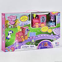 Игровая железная дорога «Паровозик Пони» 88362 My little pony